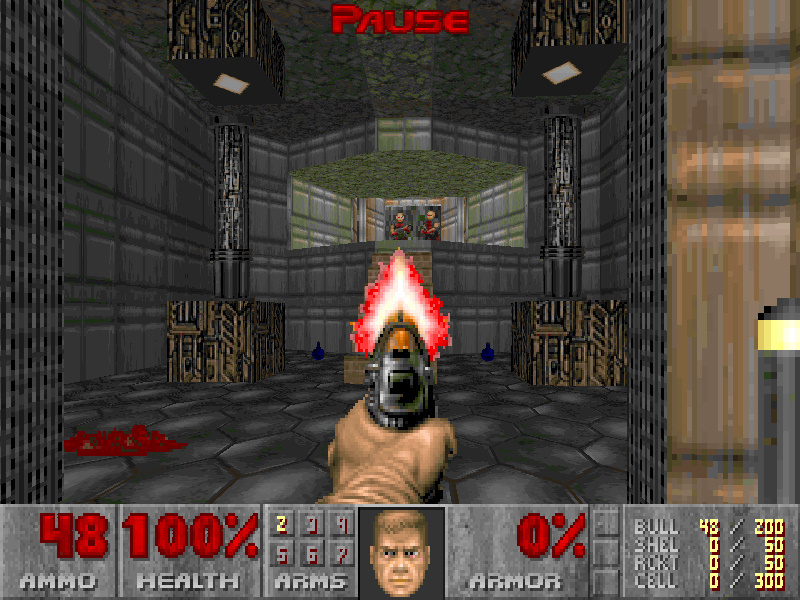 Why you should NOT hate the pistol - Doom General - Doomworld
