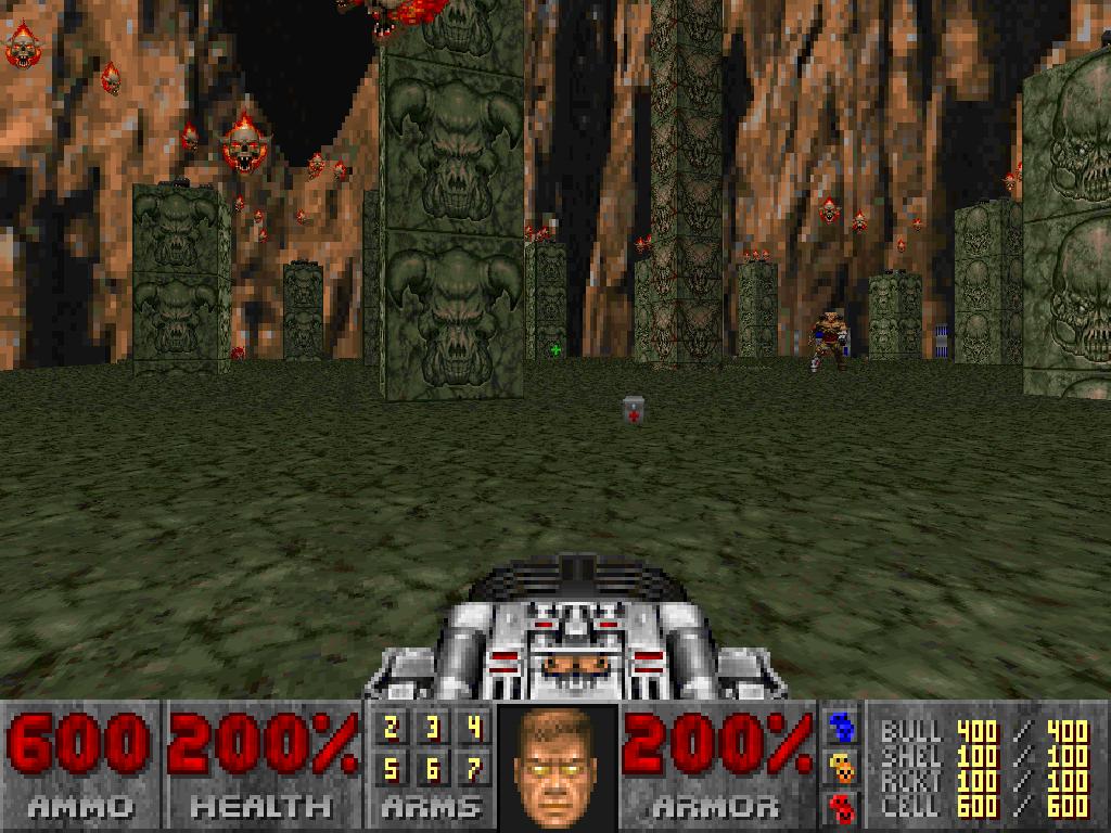 Ultimate Doom Redux v1 0 [GZDoom] - WADs & Mods - Doomworld