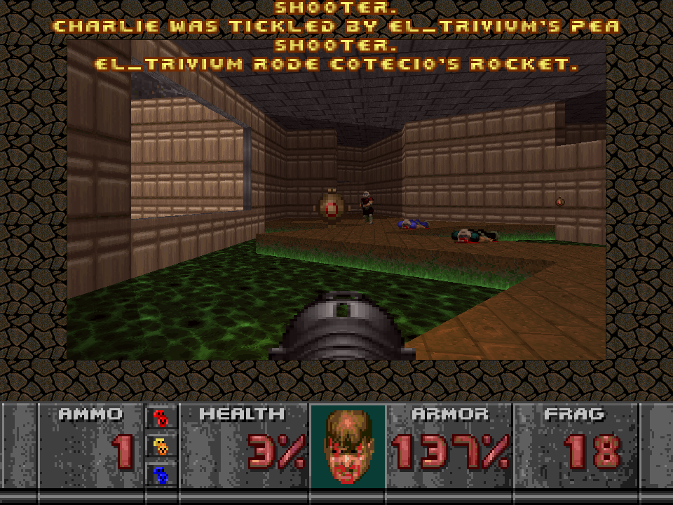 32X Doom TC for GZDoom - WADs & Mods - Doomworld