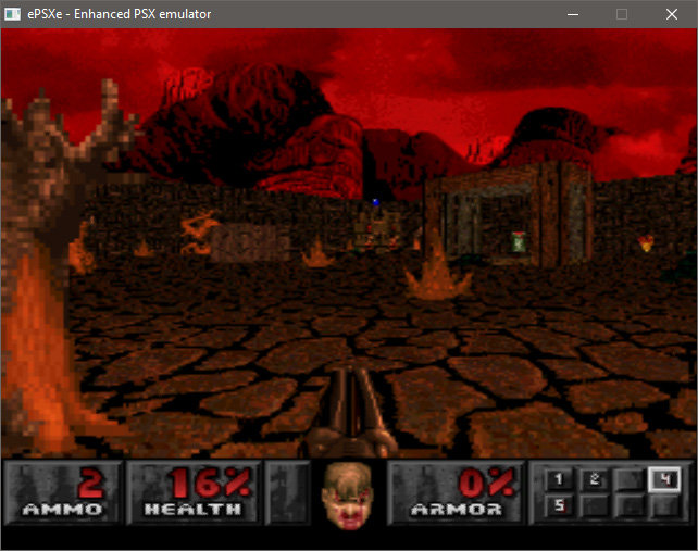 GEC] Master Edition PSX Doom for the PlayStation  31/10/2018 Beta 2