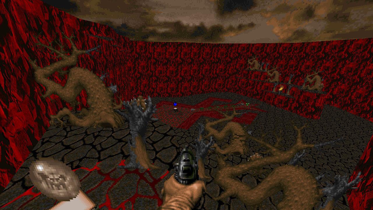 Berserk wad (A map i made) - WADs & Mods - Doomworld