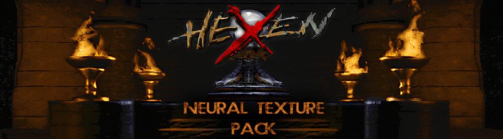 Hexen Neural Texture Pack