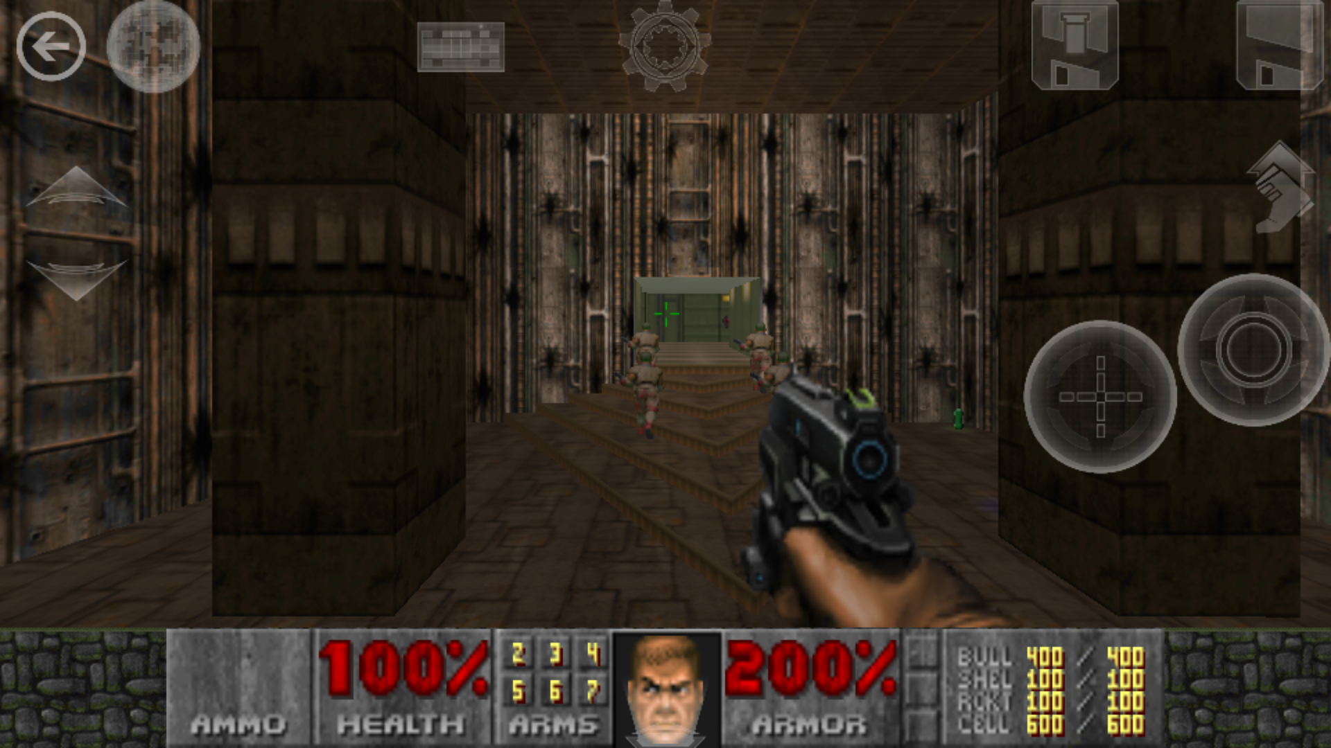 Delta Touch on Android - Doom General - Doomworld