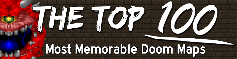The Top 100 Most Memorable Maps